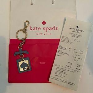 Kate Spade Charm Baby blue